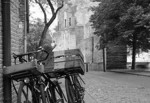 Stap op je fiets!